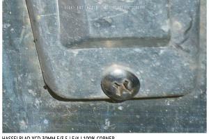 Hasselblad XCD 30mm | Close Focus | Corner | f/4
