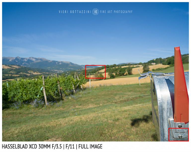 Hasselblad XCD 30mm | Close Focus | Full Image | f/11