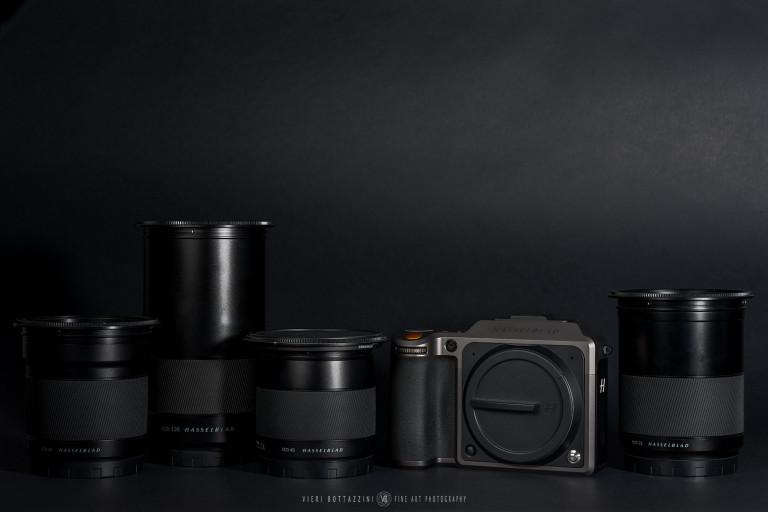 Hasselblad X1D II & lenses