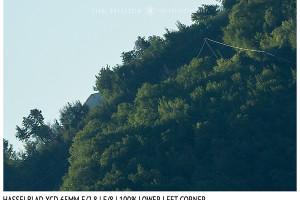 Hasselblad XCD 65mm | Infinity | Corner | f/8