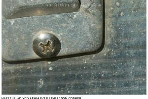 Hasselblad XCD 65mm | Close Focus | Corner | f/8