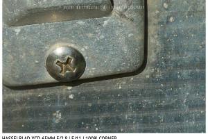 Hasselblad XCD 65mm | Close Focus | Corner | f/11