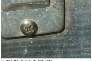 Hasselblad XCD 65mm | Close Focus | Corner | f/22