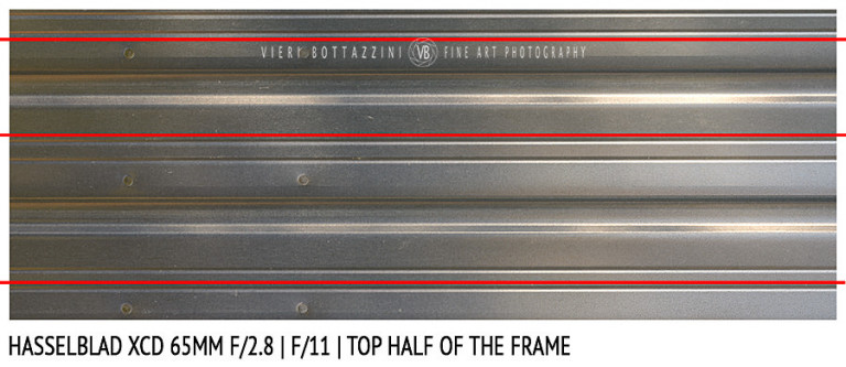 Hasselblad XCD 65mm | Distortion | f/11