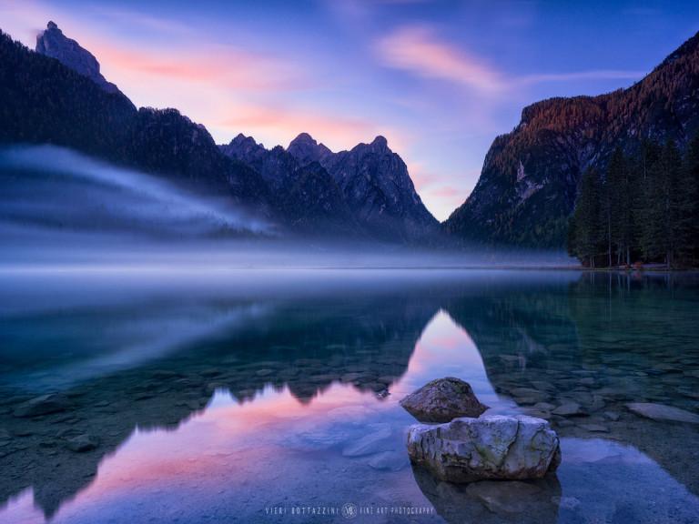 Lago di Dobbiaco, Dolomites (Italy, 2019)