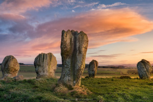 Duddo Stones, Northumberland (UK, 2020)