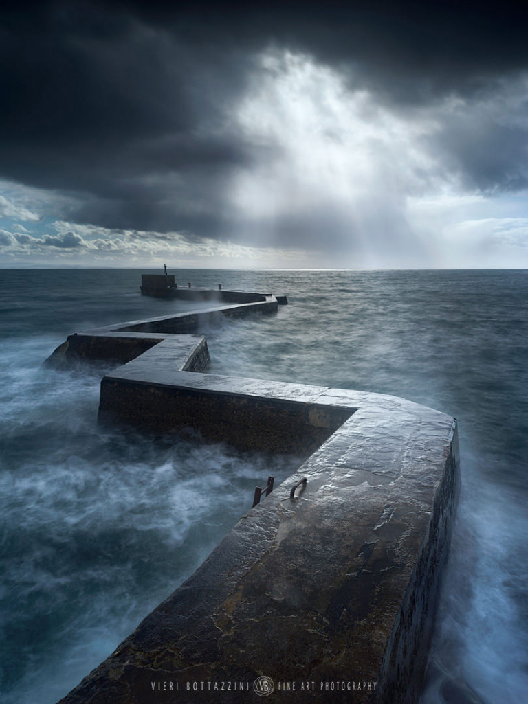 St. Monans Pier, Fife (Scotland, 2020)