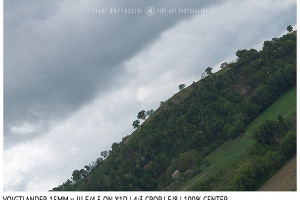 Voigtlander 15mm Super-Wide Heliar f/4.5 v. III | Infinity | Center | f/8
