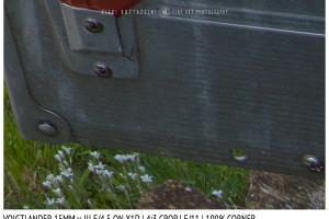 Voigtlander 15mm Super-Wide Heliar f/4.5 v. III | Close Focus | Corner | f/11