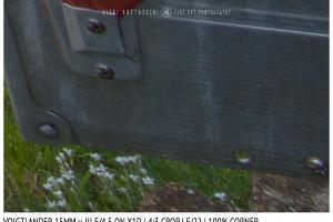 Voigtlander 15mm Super-Wide Heliar f/4.5 v. III | Close Focus | Corner | f/22