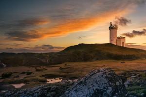 Elie Ness Lighthouse, Fife (Scotland, 2020)