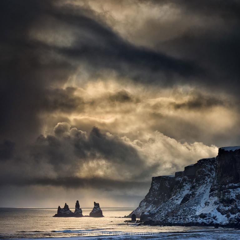 Reynisdrangar (Iceland, 2020)