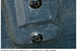 Hasselblad XCD 35-75mm | 35mm | Close Focus | Corner | f/3.5