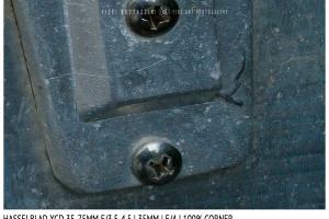 Hasselblad XCD 35-75mm | 35mm | Close Focus | Corner | f/4.5