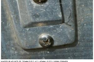Hasselblad XCD 35-75mm | 45mm | Close Focus | Corner | f/22