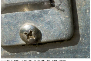 Hasselblad XCD 35-75mm | 65mm | Close Focus | Corner | f/22