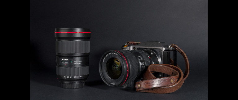 Canon 16-35mm f/2.8 III & Canon 16-35mm f/4 IS on Hasselblad X1D II