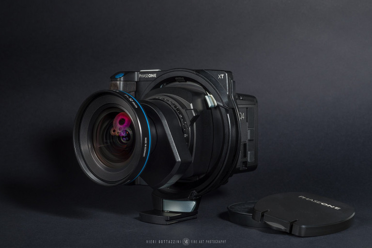 PhaseOne XT & Rodenstock HR 32mm