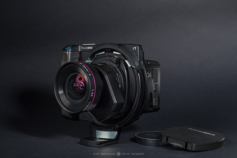 PhaseOne XT & Rodenstock HR 23mm