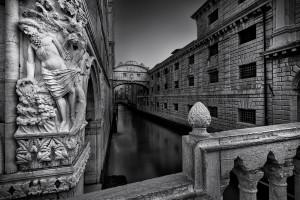 Ponte dei Sospiri, Bridge of Sighs, Venice (Italy, 2019)