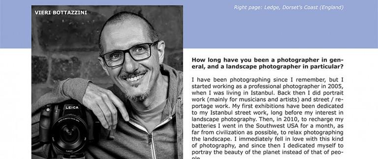 Vieri Bottazzini interviews with Exclusive Photo Mag!