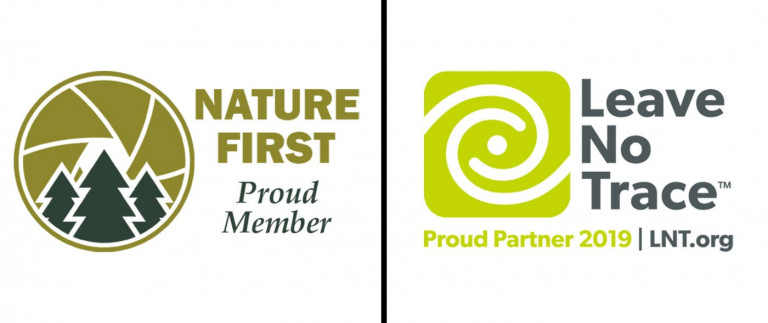 Nature First & Leave No Trace banner