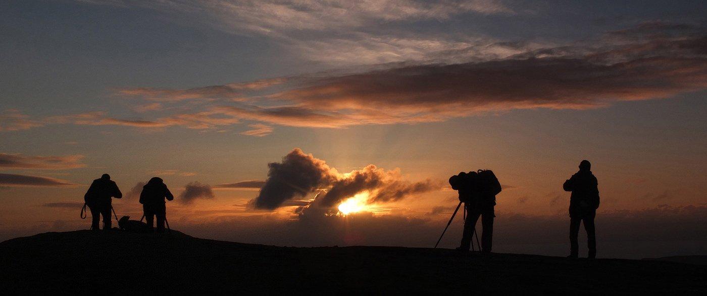 Working on the Isle of Skye